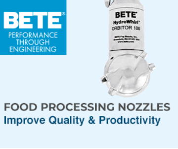 BETE – Food Processing