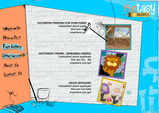 Funtasy Murals