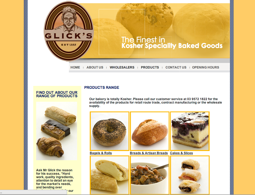 Glicks Bakery