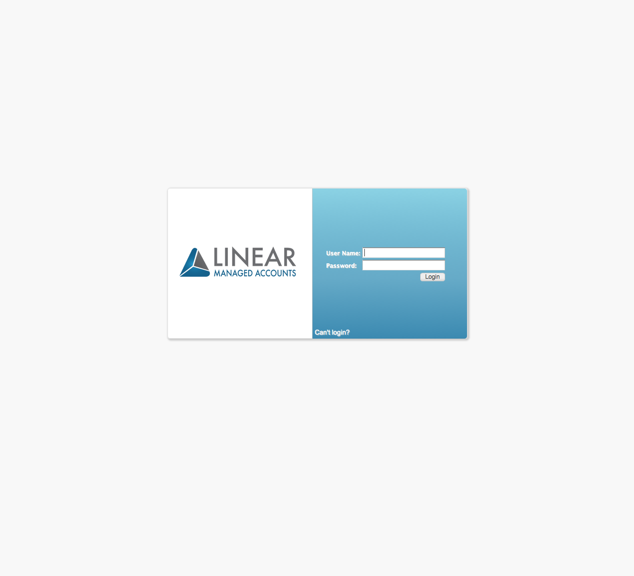 Linear Managed Accounts