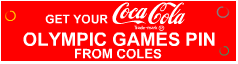 Coca Cola - Olympic Games