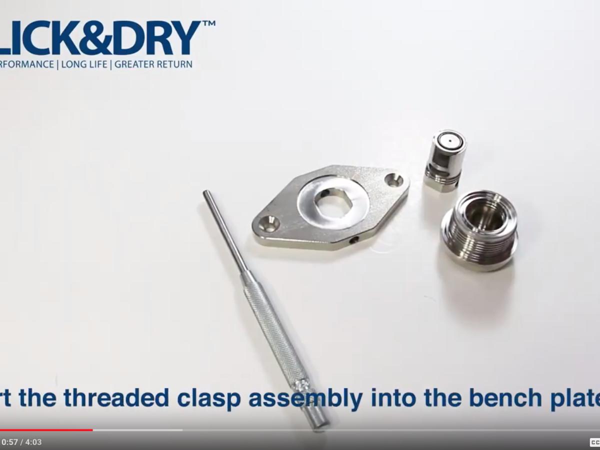Spray Nozzle Engineering – Click&Dry