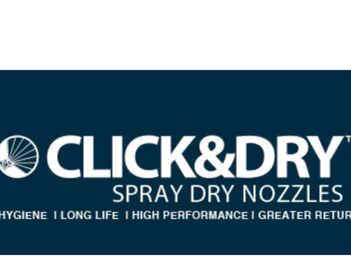 Click&Dry – Spray Drying Nozzles