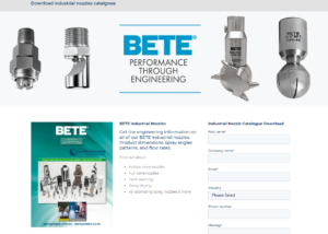 BETE Download Catalogue