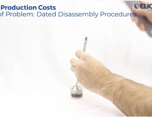 Disassembly Procedures -video